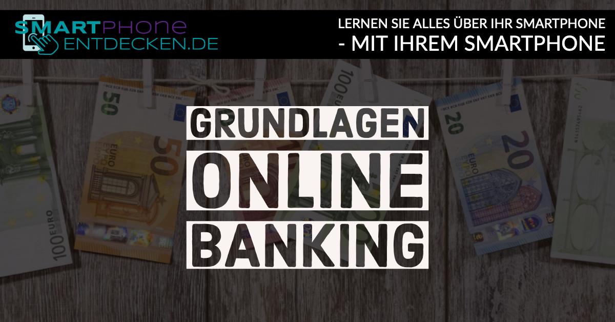 Die Grundlagen von Online-Banking