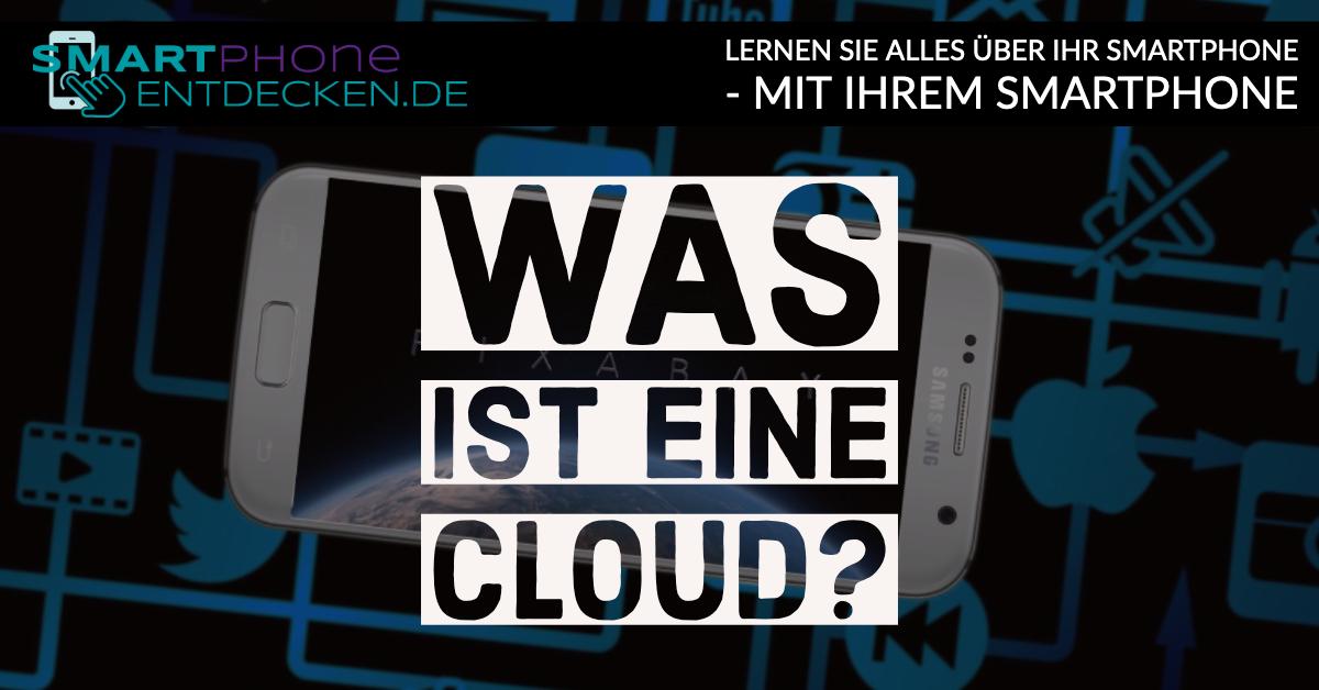 """Was ist eigentlich """"die Cloud""""?"""