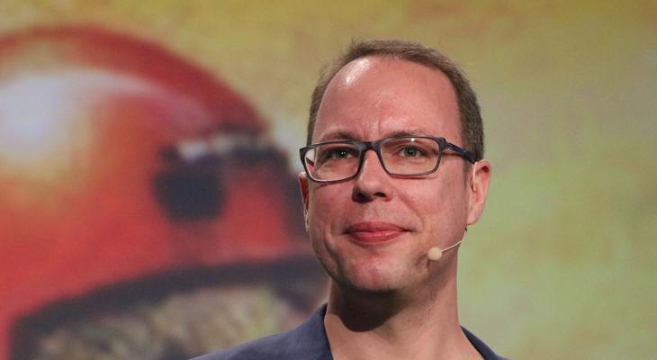 Markus Beckendahl, netzpolitik.org