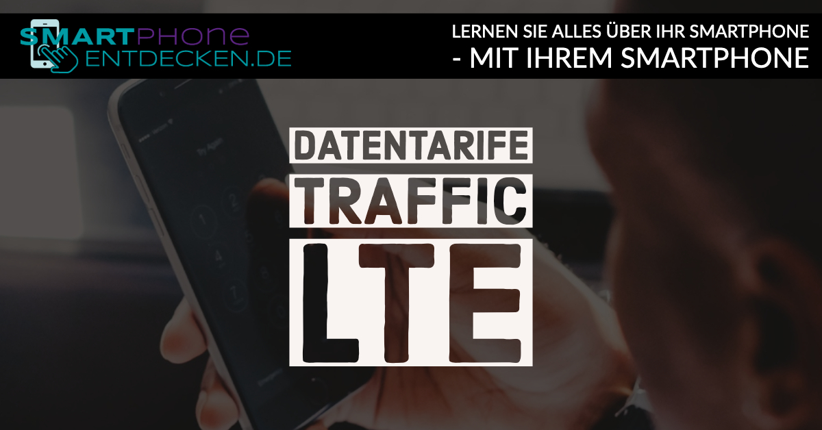 Datentarife, W-Lan und Traffic