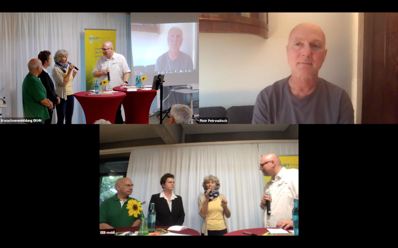 SMARTphone ENTDECKEN Auftakt in Kassel am 04.09.2019